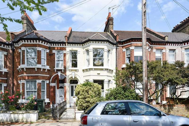3 Bedrooms Terraced House for sale in Pathfield Road, Streatham