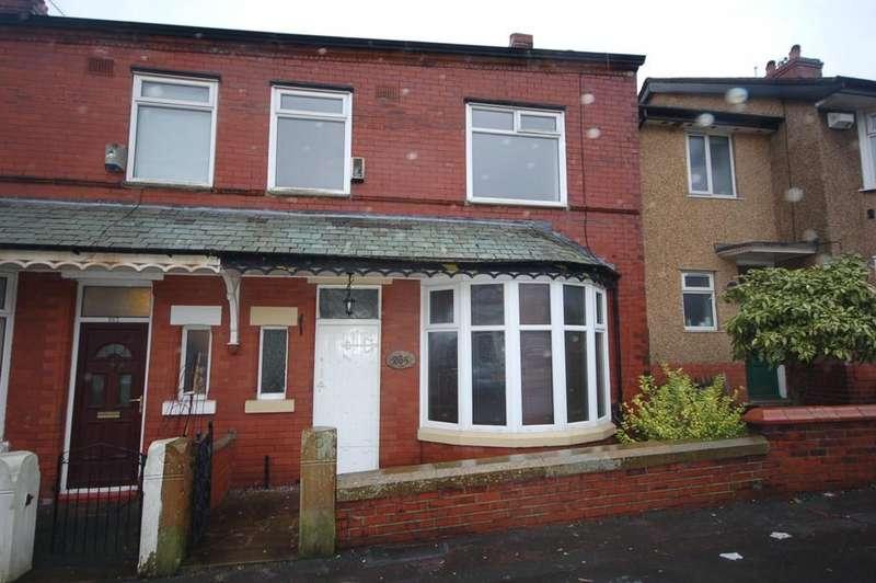 3 Bedrooms End Of Terrace House for sale in Wensley Road, Blackburn