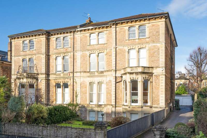 2 Bedrooms Apartment Flat for sale in Apsley Road, Bristol