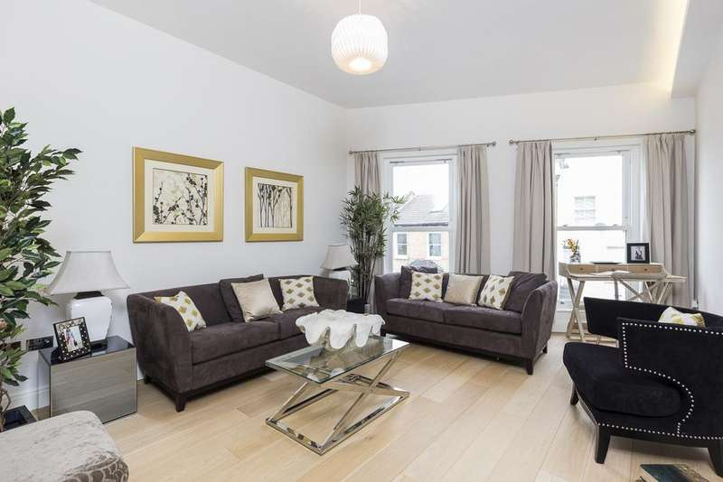 5 Bedrooms Terraced House for sale in Gayford Road, Shepherds Bush, London, W12