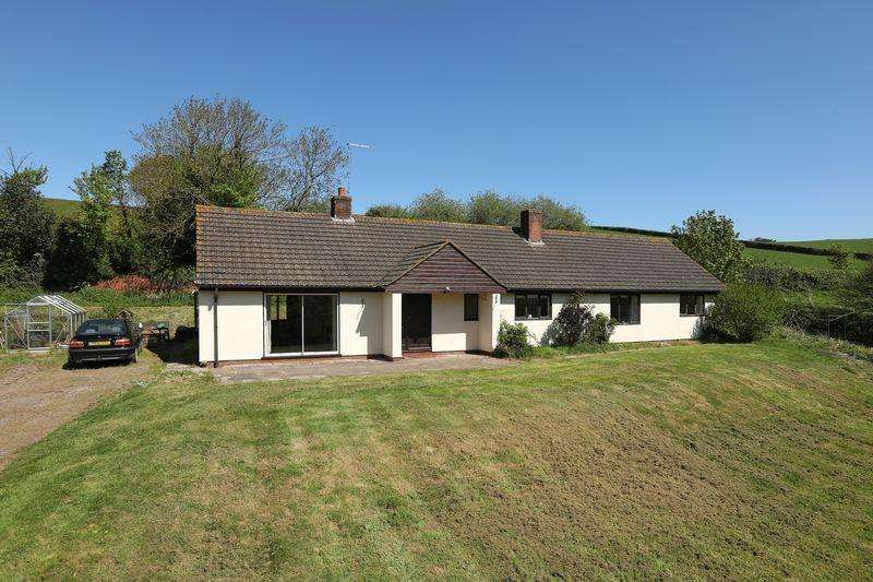 3 Bedrooms Detached House for sale in Yeoford, Crediton