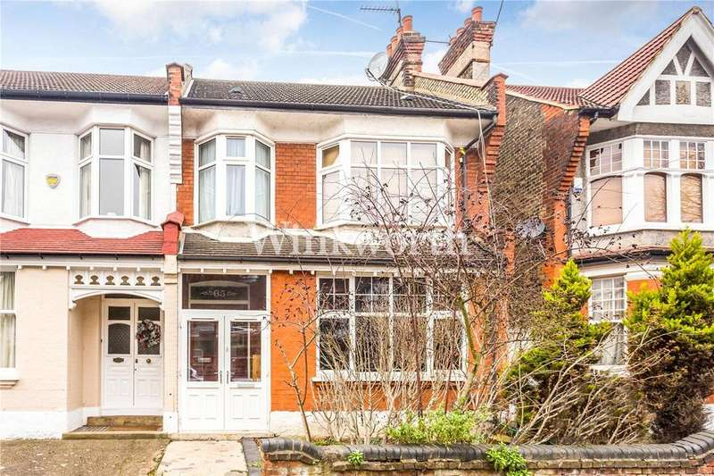 3 Bedrooms End Of Terrace House for sale in Burford Gardens, London, N13