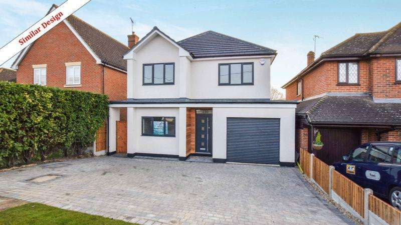 4 Bedrooms Detached House for sale in Eastwood Road, Rayleigh