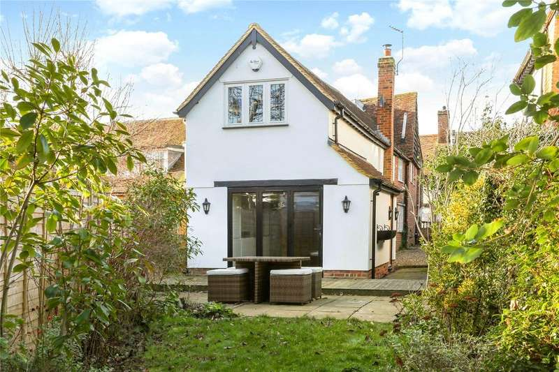 2 Bedrooms Semi Detached House for sale in 4 Church Lane, Bray, Maidenhead, Berkshire, SL6