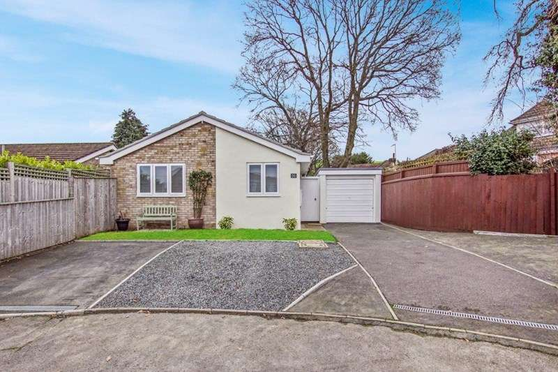 3 Bedrooms Detached Bungalow for sale in Seliot Close, Oakdale, Poole
