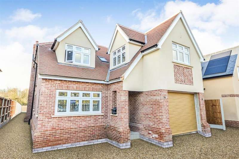 4 Bedrooms House for sale in Howe Green
