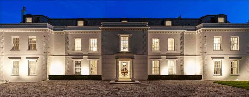 10 Bedrooms Detached House for sale in Woodlands Road West, Wentworth, Virginia Water, Surrey, GU25