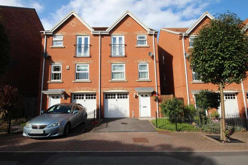 4 Bedrooms Semi Detached House for sale in Chester Road, Headway, Hartlepool