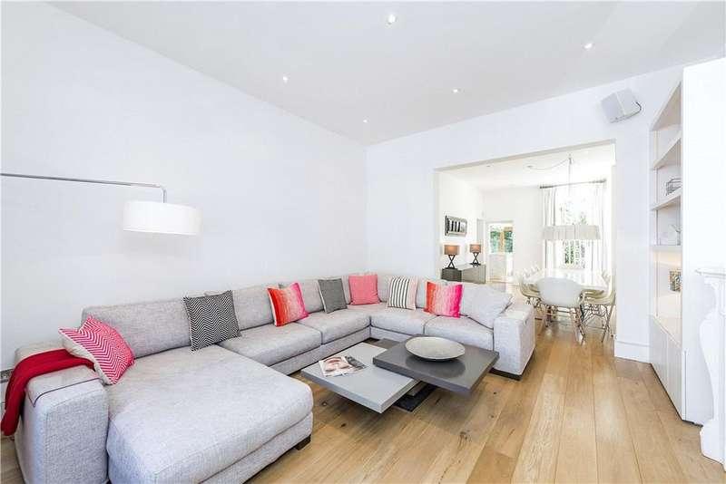 3 Bedrooms Flat for sale in Eardley Crescent, Earl's Court, London, SW5