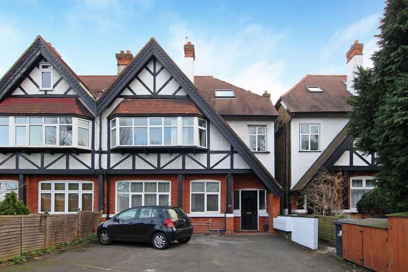 3 Bedrooms Flat for sale in Argyle Road, Ealing