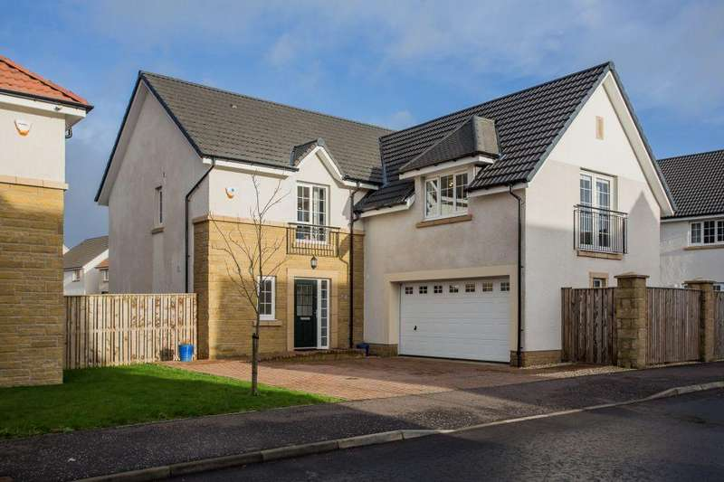 5 Bedrooms Detached House for sale in 27 Crosshill Road, Bishopton, PA7 5QJ