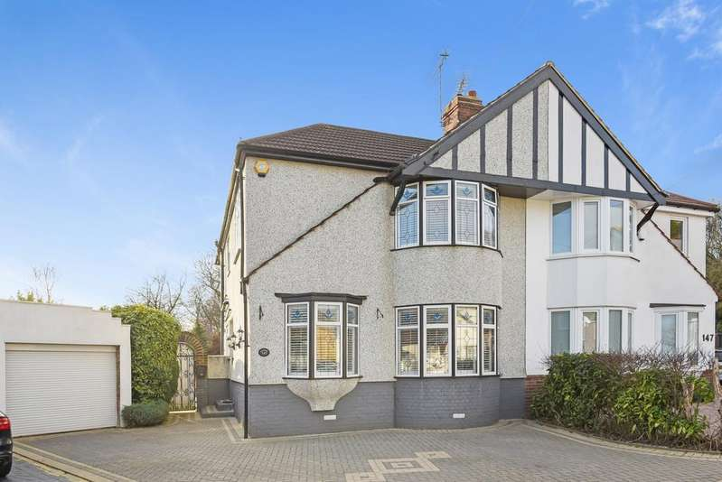 5 Bedrooms Semi Detached House for sale in Ashmore Grove, Welling, DA16