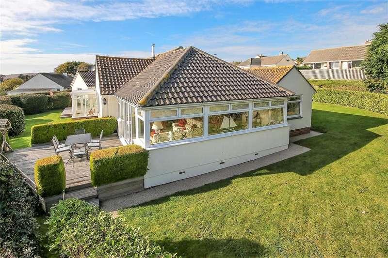 5 Bedrooms Detached Bungalow for sale in Port Lane Close, Chillington, Kingsbridge, Devon, TQ7