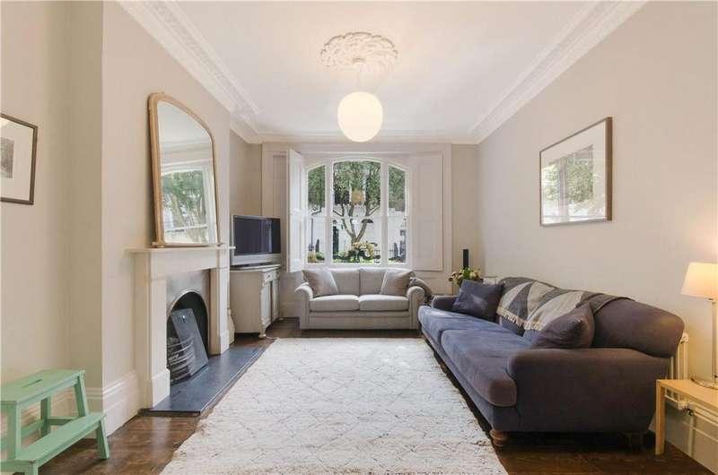 3 Bedrooms Maisonette Flat for sale in Huntingdon Street, Islington, London, N1
