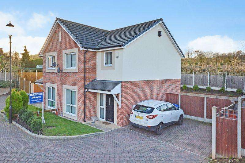 3 Bedrooms Semi Detached House for sale in Highgate Close, Runcorn