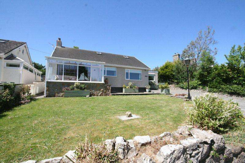 3 Bedrooms Detached Bungalow for sale in Marianglas, Nr Moelfre, Anglesey