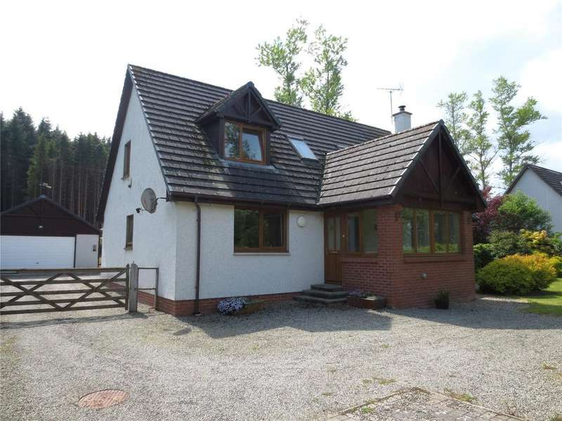 5 Bedrooms Detached House for sale in Woodlands, Morangie Forest, By Tain, Highland, IV19