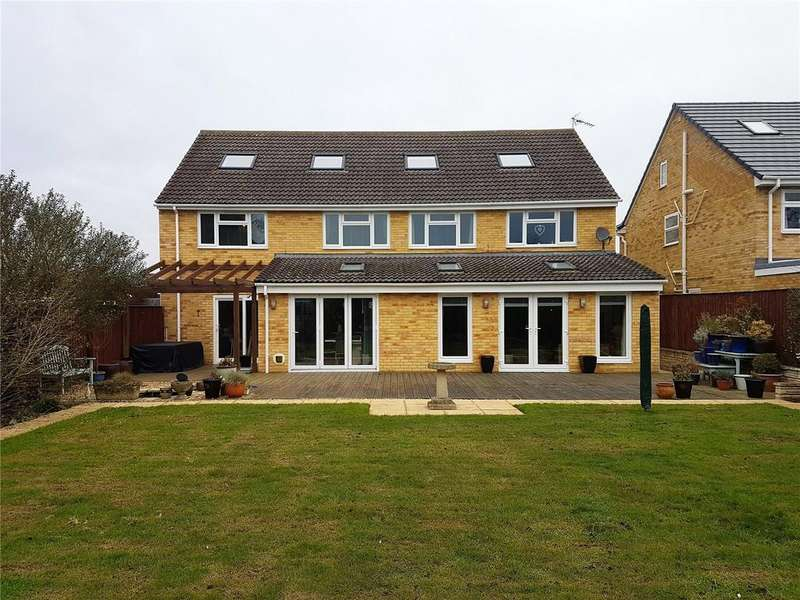 6 Bedrooms Detached House for sale in Windsor Road, Lawn, Swindon, Wiltshire, SN3