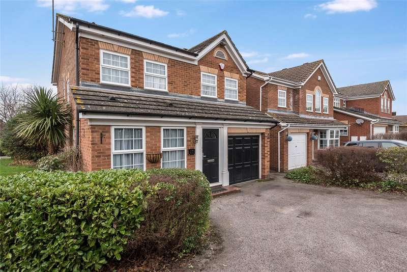 4 Bedrooms Detached House for sale in Essex Rise, Warfield, Berkshire, RG42