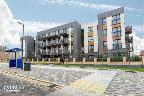 2 Bedrooms Flat for sale in Long Down Avenue, Bristol, Gloucestershire