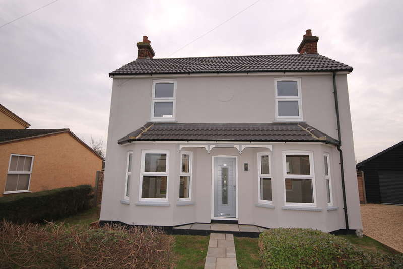 3 Bedrooms Detached House for sale in Cotton End Road, Wilstead, Bedford, MK45