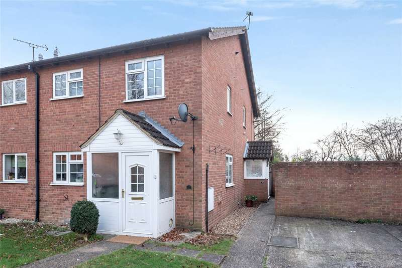 1 Bedroom End Of Terrace House for sale in Gatcombe Close, Calcot, Reading, Berkshire, RG31
