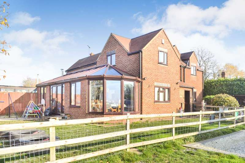 3 Bedrooms Detached House for sale in Hillend, Twyning, Gloucestershire