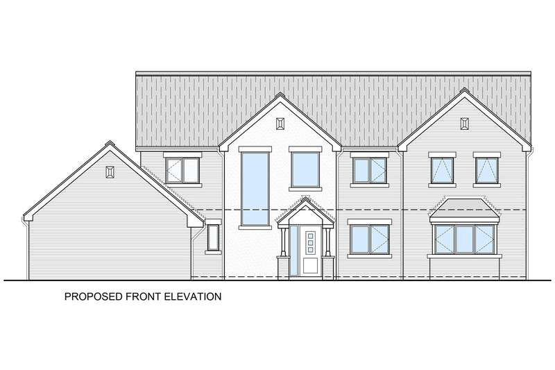 5 Bedrooms Detached House for sale in Booths Hall Way , Worsley, Manchester, M28