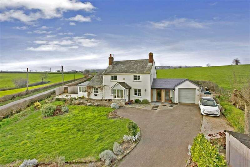 3 Bedrooms Detached House for sale in Yarcombe, Honiton, Devon, EX14