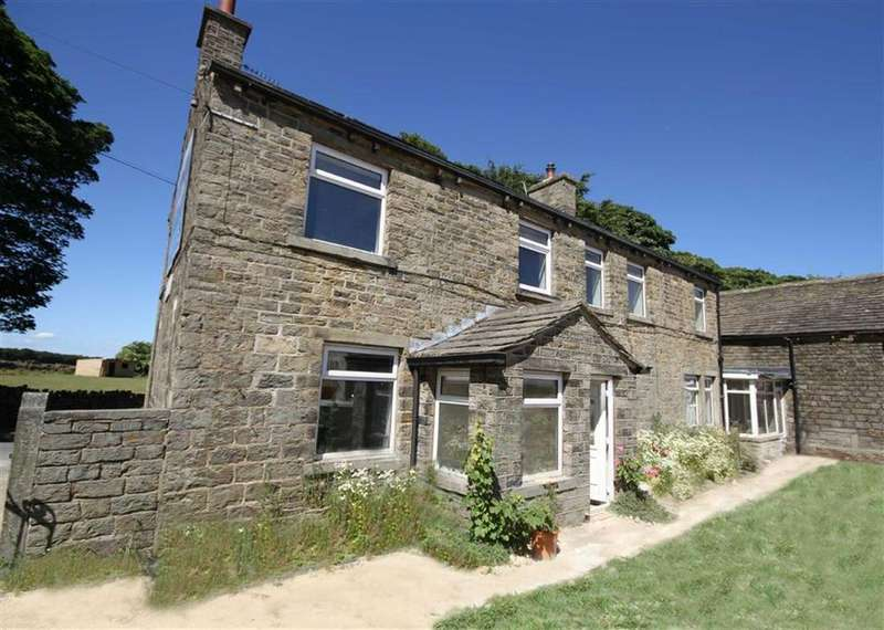 3 Bedrooms Detached House for sale in Park Farm, Farnley Tyas, Huddersfield, HD4