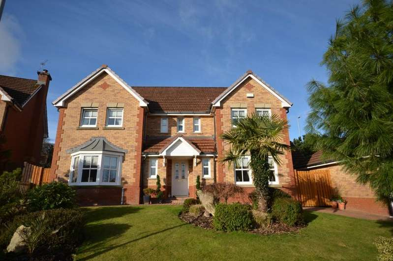 4 Bedrooms Detached Villa House for sale in 12 Doonview Wynd, Doonfoot, Ayr, KA7 4HY