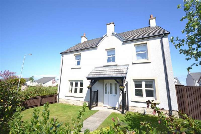 5 Bedrooms Detached Villa House for sale in 2 Ailsa View Place, Doonfoot, KA7 4NA
