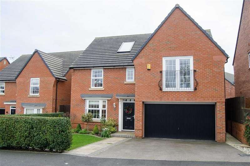 4 Bedrooms Detached House for sale in Main Road, Higher Kinnerton, Chester, Chester