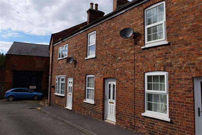 1 Bedroom Terraced House for sale in Mill Lane, Horncastle, Lincs, LN9 5DS