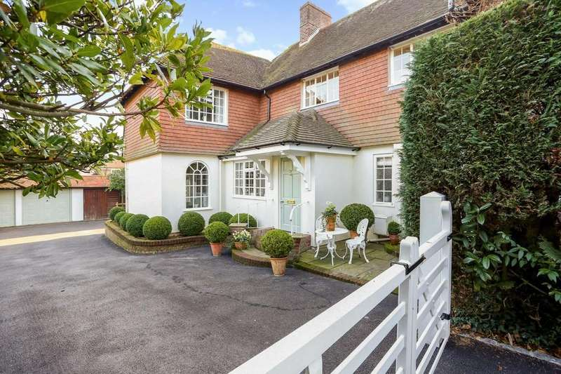 4 Bedrooms Semi Detached House for sale in Sheet, Hampshire