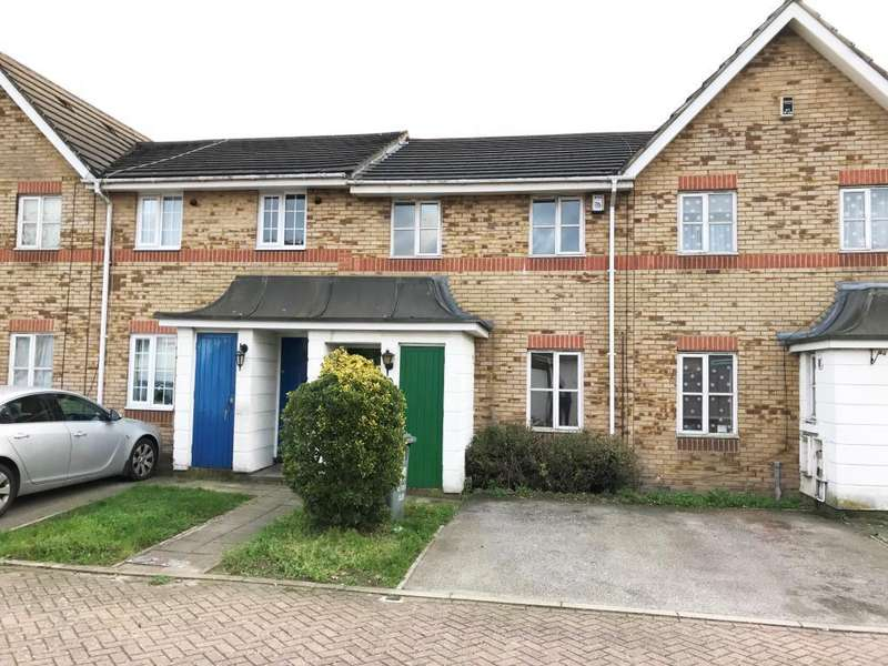 3 Bedrooms Terraced House for sale in 10 Weymouth Close, Beckton, London