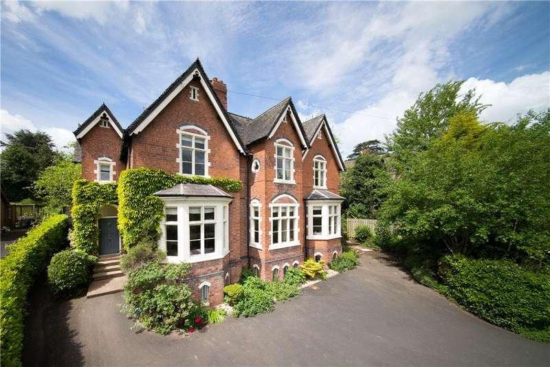 5 Bedrooms Detached House for sale in Bromyard Road, Tenbury Wells, Worcestershire, WR15