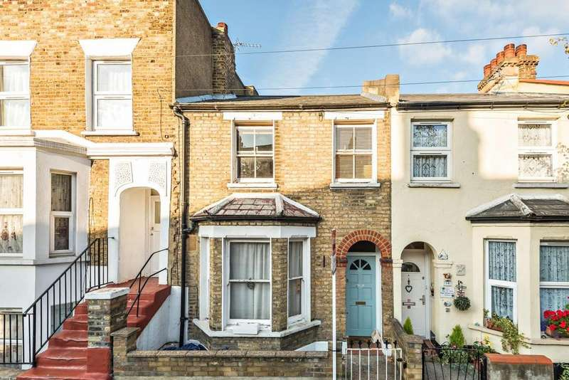 3 Bedrooms Terraced House for sale in St. Louis Road, West Norwood