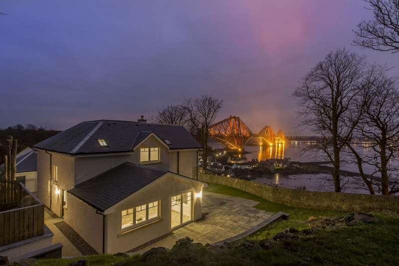 5 Bedrooms Detached House for sale in Rose Garden, 2 North Cliff Lane, Mount Hooly Crescent, North Queensferry, KY11 1JW
