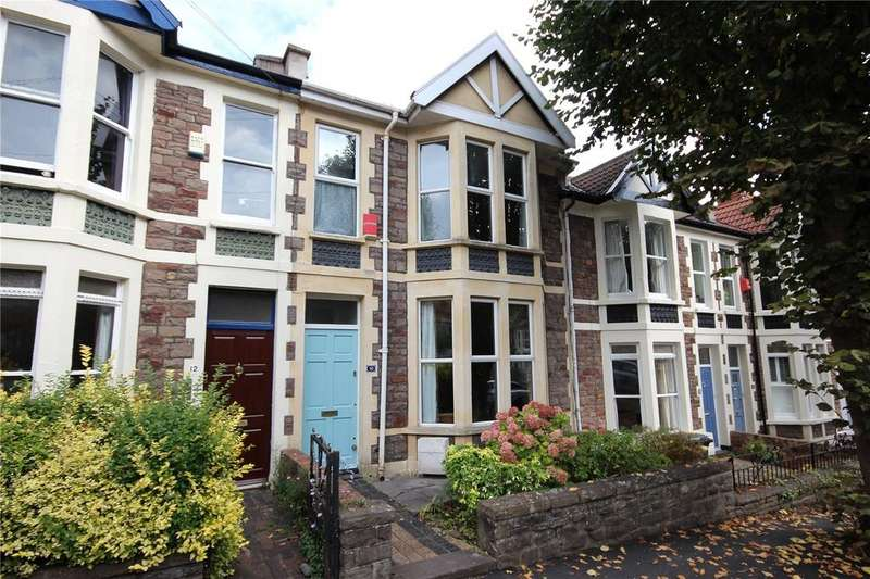 3 Bedrooms Terraced House for sale in Churchways Avenue, Horfield, Bristol, BS7