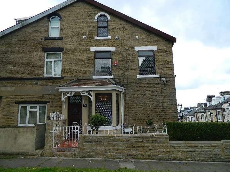 4 Bedrooms Terraced House for sale in The Greenway, Bradford, BD3