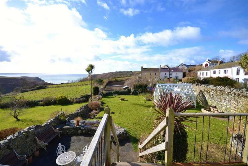5 Bedrooms Detached House for sale in Solva