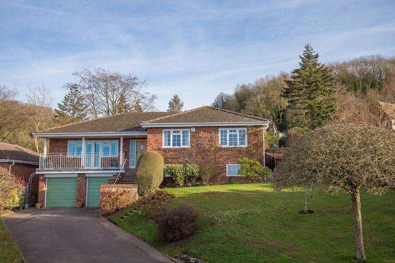 4 Bedrooms Detached House for sale in 6 Knapp Ridge, Ledbury, Herefordshire, HR8 1BJ