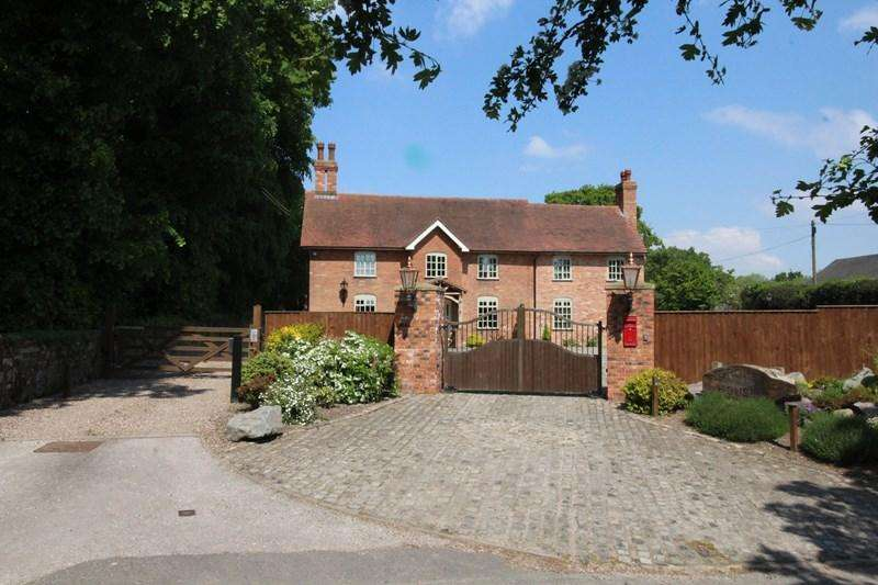 3 Bedrooms Detached House for sale in Church Lane, Bickenhill, Solihull