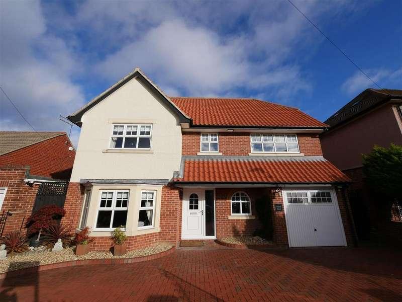 5 Bedrooms Detached House for sale in West Hill, High Barnes, Sunderland