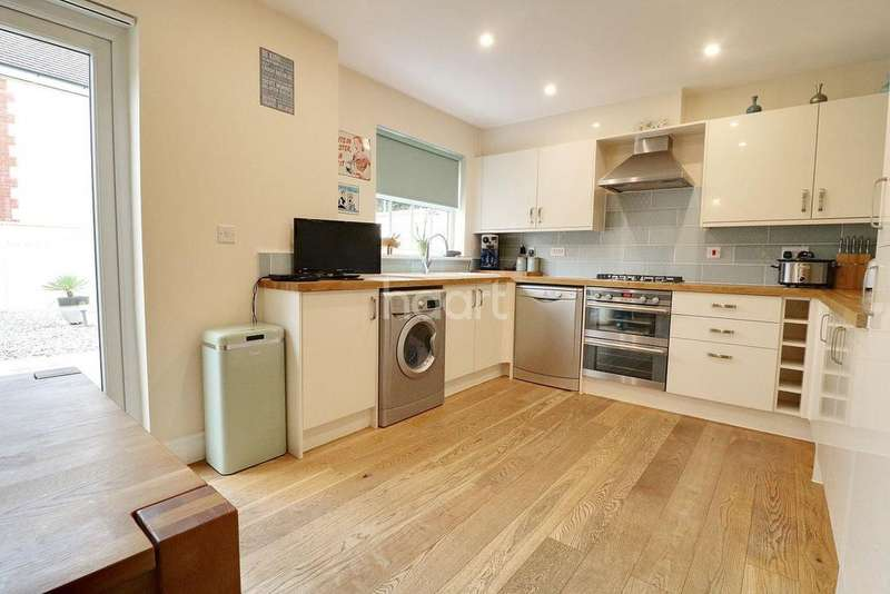 4 Bedrooms Town House for sale in Meander Mews , Colchester , CO1