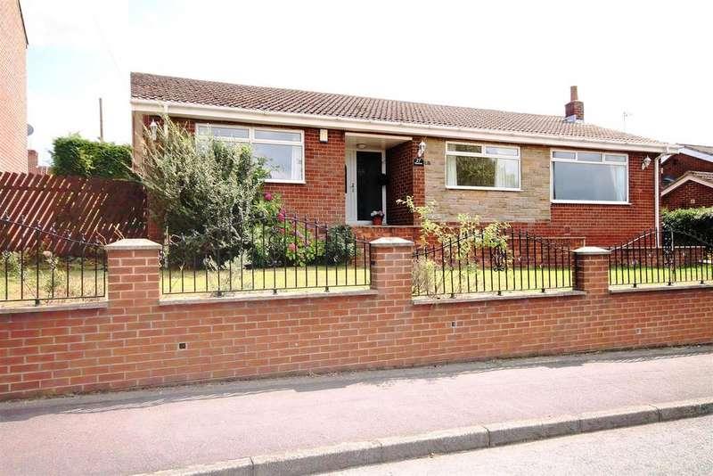3 Bedrooms Detached Bungalow for sale in Woodside, Sacriston, Durham