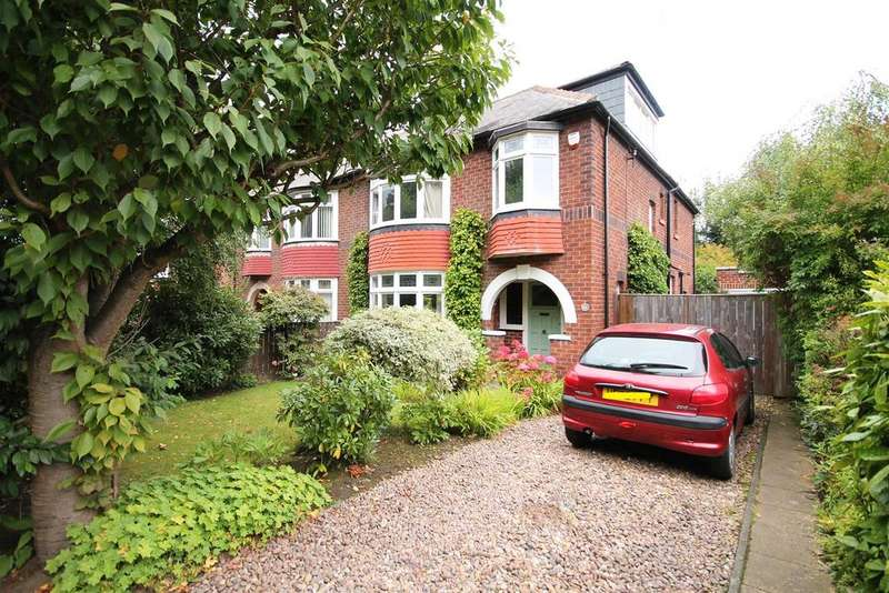 5 Bedrooms Semi Detached House for sale in Dryburn Road, Durham