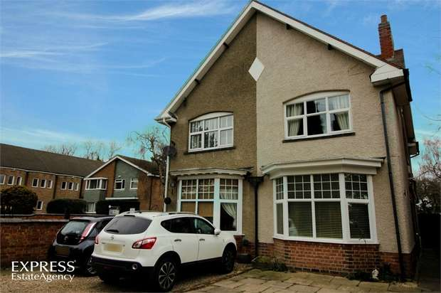 4 Bedrooms Semi Detached House for sale in London Road, Coalville, Leicestershire