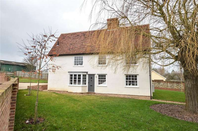 5 Bedrooms Detached House for sale in Main Street, Shudy Camps, Cambridgeshire, CB21